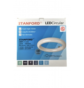 Stanford LED Circular lamps (Daylight)