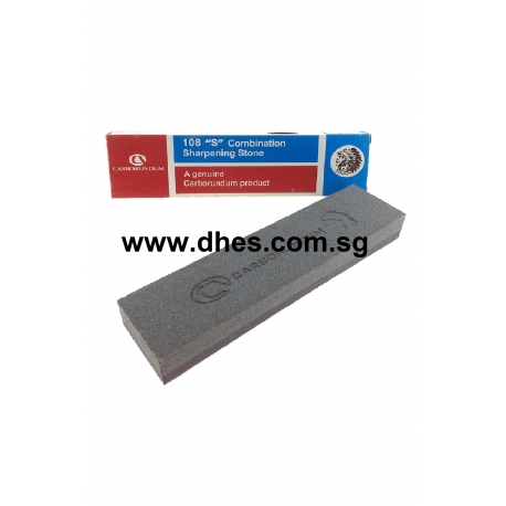 Carborundum Combination Sharpening Stone