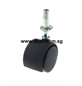 Grip Neck Stem Nylon Casters