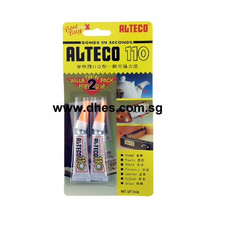 Alteco 110 Value Twin Pack