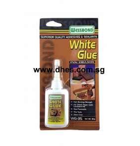 Wessbond White Glue PVAc Emulsion