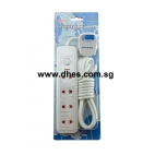 BRITZ 2 Flat & Round Pin Extension Cables