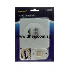 Mikasaki Wired Doorbell
