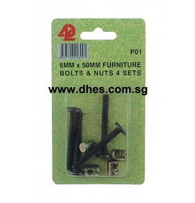 ADL Furniture Bolts & Nuts