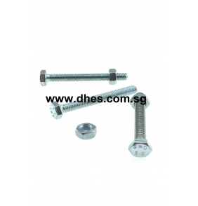 Hex Bolts & Nuts