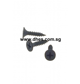 Black Cross Head Dry Wall Screws