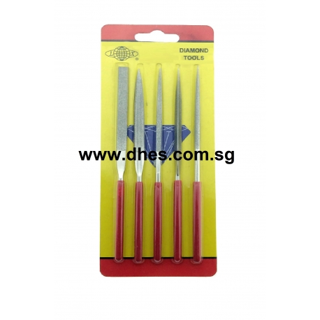 LiXin Diamond Needle Files