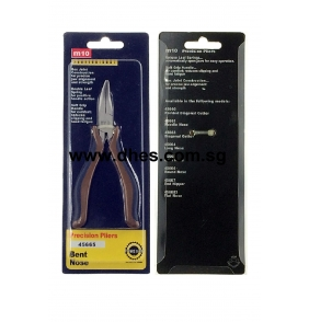 "M10 Bent Nose 5"" Precision Pliers"