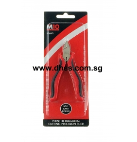 "M10 4.5"" Pointed Diagonal Cutting Precision Pliers"