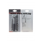 Screwdriver Set - 11 Pcs