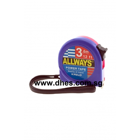 Allways Power Measuring Tapes
