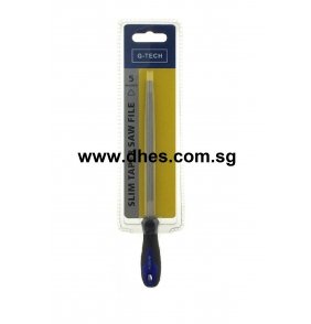 "G-Tech 5"" Slim Taper Saw File"