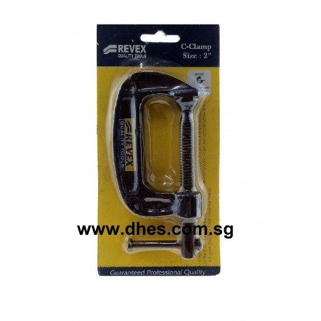 "Revex 2"" C-Clamp"