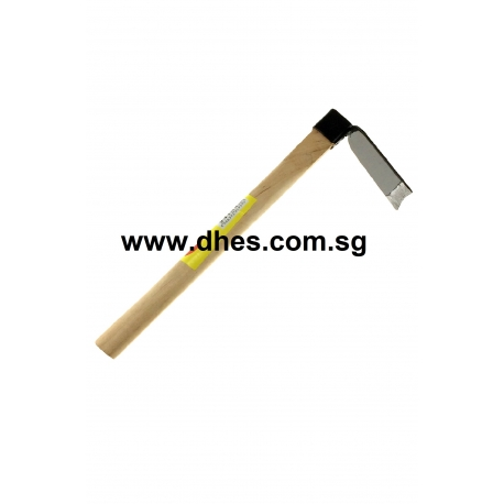 Garden Hoe With Wooden Handle