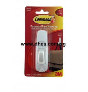 3M Command Large Hooks