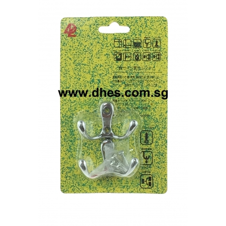 ADL Chrome Cloth Hangers