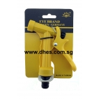 Eye Brand Yellow Hose Nozzle With Black Male Connector