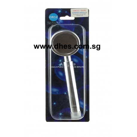 Circle High Pressure Aluminum Hand Shower