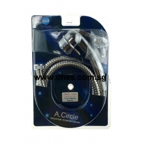A.Circle Toilet Sprayer Head Set