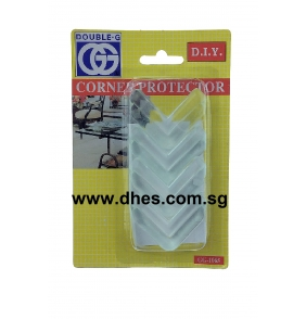 Double.G Clear Edge Protectors