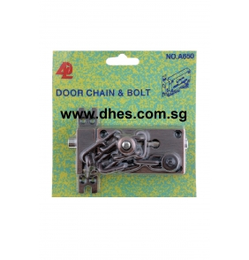 ADL Door Chain & Bolt