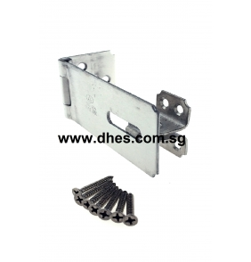 Balde Stainless Steel Door Latch 4""