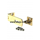 Everest Brass Latches With Eye Loops