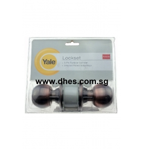 Cylindrical Locksets - Yale 5-Pin Tumbler