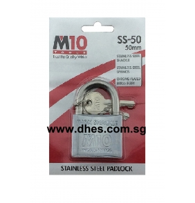 M10 Stainless Steel Padlocks