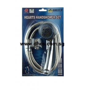 ADL Hearts Handshower Set (3 Functions)
