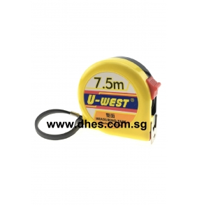 U-West 7.5m Measuring Tapes