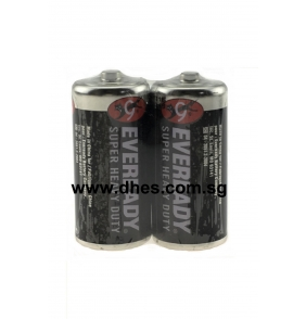 Eveready Super Heavy Duty C Batteries