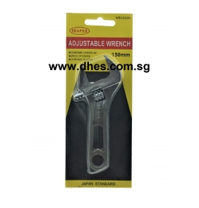 Seapex Adjustable Wrench 150mm