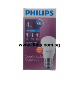 Philips 4W LED Bulb (Cool Daylight)