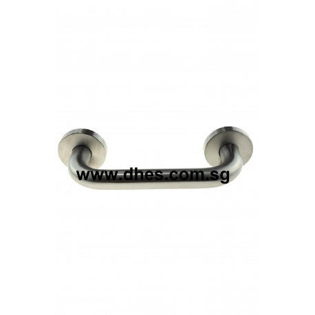 Showy Stainless Steel Handrail-Bars With Brackets