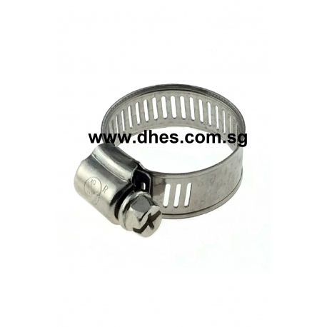 WN Stainless Steel (SS400) Hose Clips