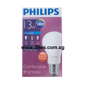 Philips 13W LED Bulb (Cool Daylight)