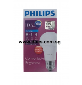 Philips 10.5W LED Bulb (Cool Daylight)