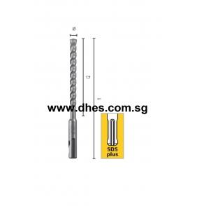 "Alpen 5mm SDS-Plus ""F8 Extreme"" Hammer Drill Bit"
