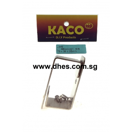 KACO Stainless Steel J-Bracket