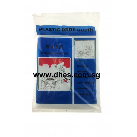 Plastics Drop Cloth