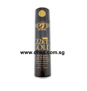 RJ Acrylic Epoxy 22KT Gold Spray Paint