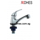 """Showy """"Imperial"""" Single Lever Basin Taps"""