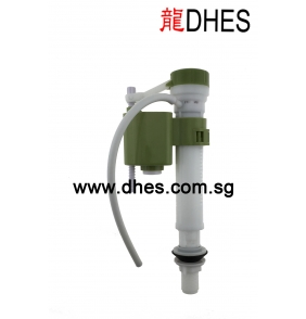 "ADL 1/2"" Toilet / Tandas / WC Cistern Adjustable Syphon Pump / Fill Valve"