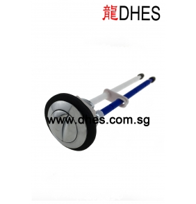 A.Circle Dual Push Button / Dual Flush Syphon (Diameter @ 48mm) Accessory
