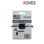 """M10 2-in-1 Threaded Tap Connector (For 1/2"""" & 3/4"""")"""