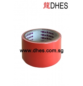 Kramo Red Cloth Tape With Adhesive