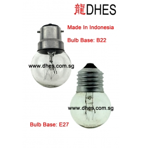 CHIYODA Incandescent 5W Clear lamps