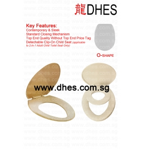 DHES Contemporary Toilet Seats