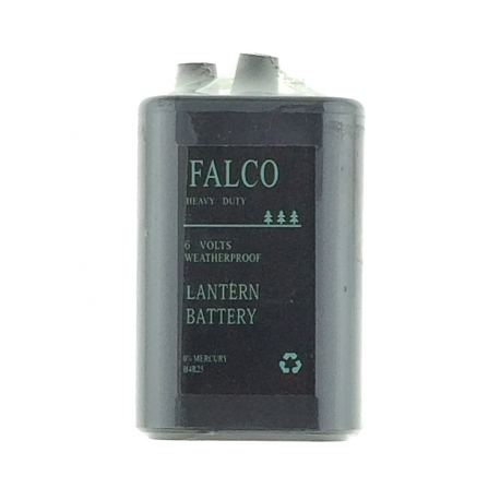 Falco Heavy Duty 6V Lantern Battery